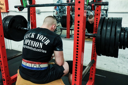 Powerlifter at Upgraded Industires