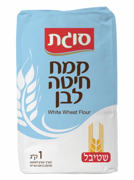 קמח לבן סוגת
