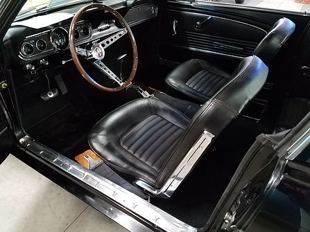 1966 Ford Mustang Shelby GT350H Hertz Rent a Racer