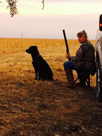 Chris Crocker Outftting - Hunting Dog