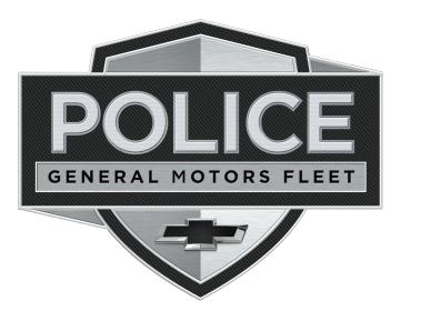 Police General Motor Fleet Logo