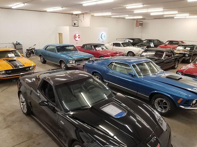 Inside GTS Classic Motors