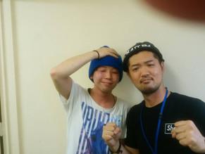 6/13 新宿SAMURAI 「新宿SAMURAI OPENING LIVE 〜 SAMURAI 戦国時代 vol.1」