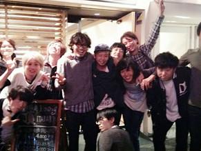 【ツアー15・16本目】10/23高知X.pt、10/24松山Double-u studio
