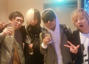 11/10 新宿club SCIENCE 「Shinjuku club SCIENCE presents. 【The Theory of SCIENCE~1th anniversary~ Day3】