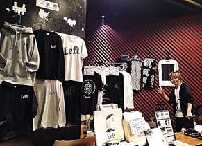 11/16 渋谷TSUTAYA O-Crest  ~Left 『君と紡ぐ世界ツアー』~