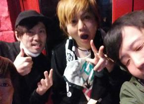 3/22 渋谷milkyway『CinDo×CenDo vol.15』