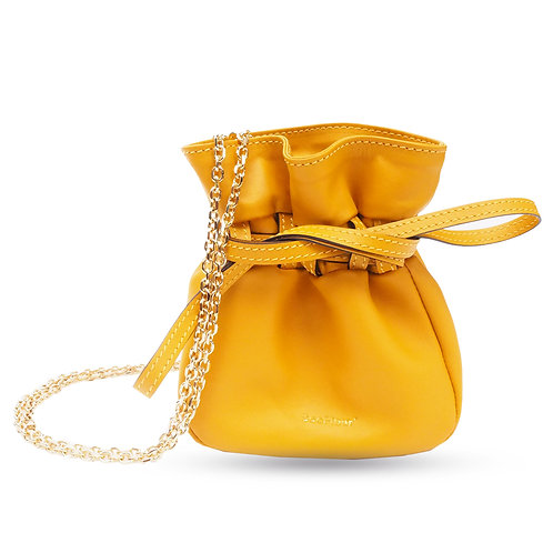 Mini SacFleur | Yellow