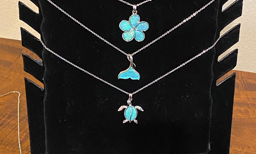 Glass Local Made Necklaces
