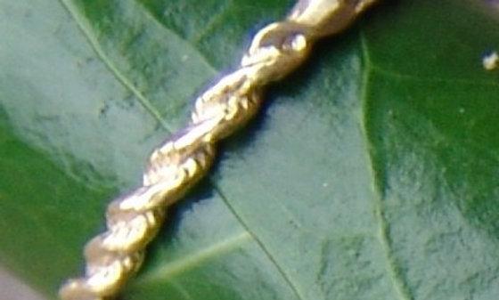 Braided Twist 14k