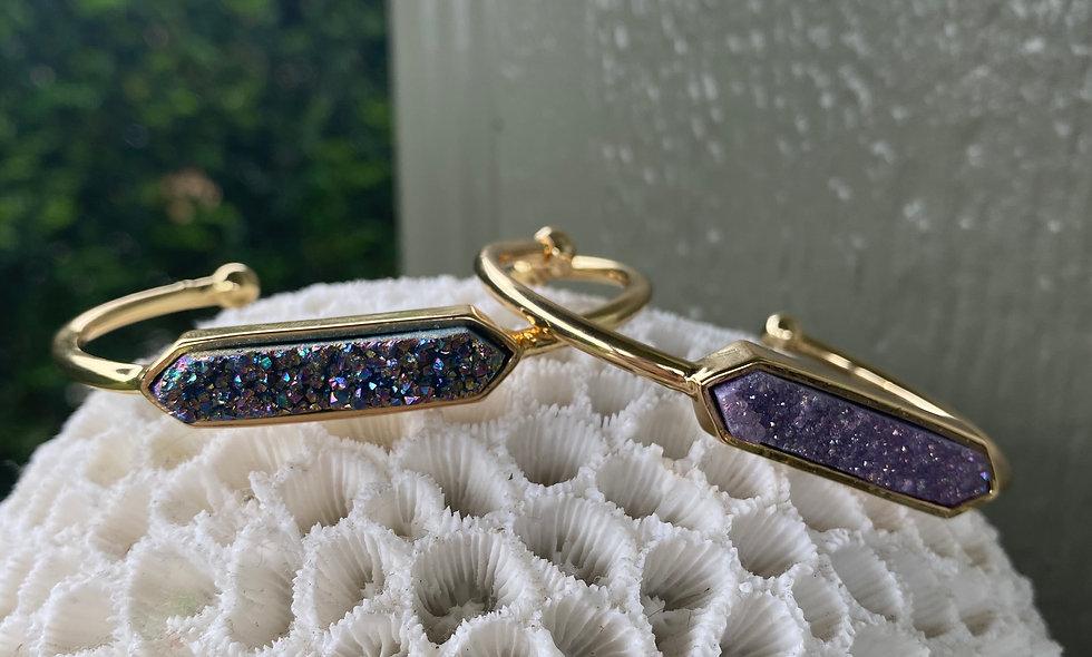 Semi Precious Cuffs