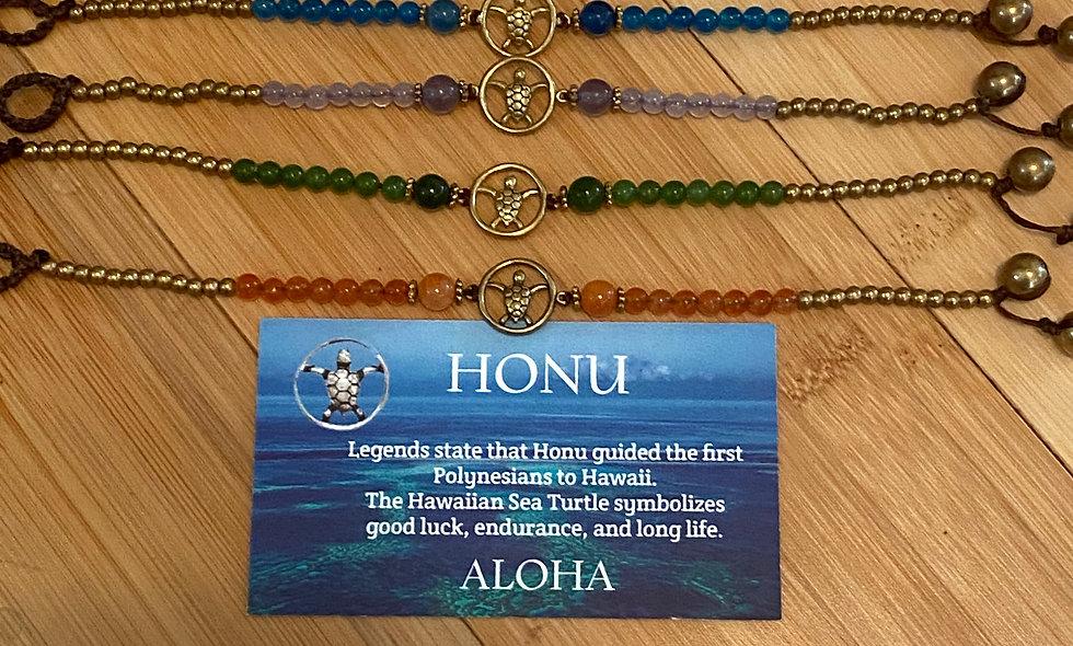 Honu Crystal Bracelets