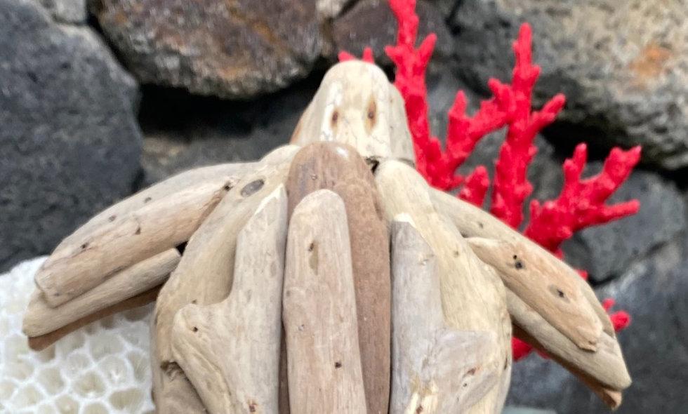 Driftwood Honu