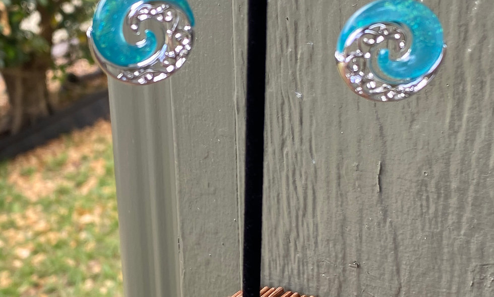Glass Local Made Earrings