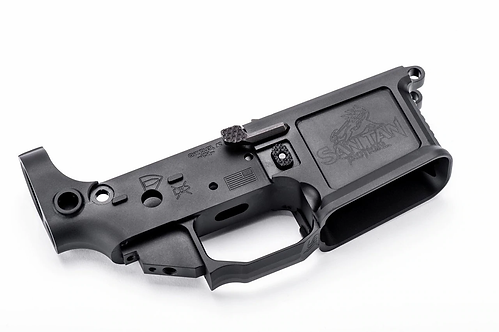 SAN TAN TACTICAL - STT-15 PILLAR BILLET RECEIVER