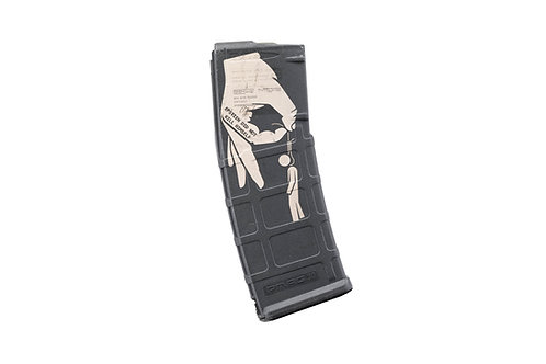 SPIKES TACTICAL - LASER ENGRAVED MAGS