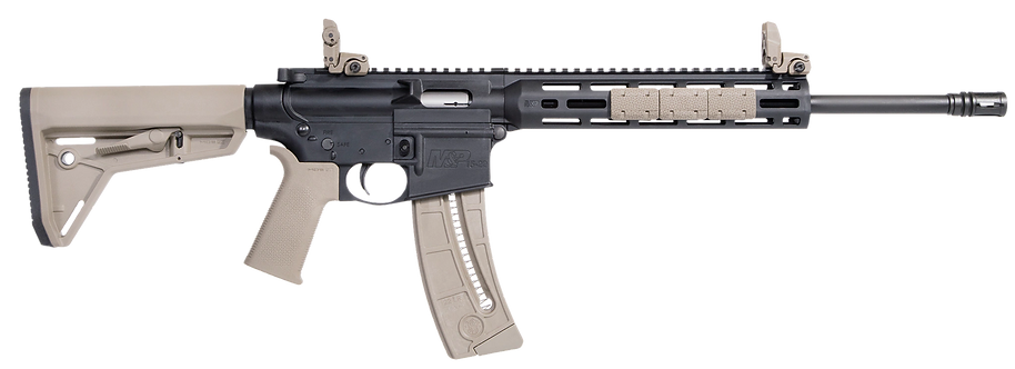Smith & Wesson M & P 15-22 MOE(MagPull) FDE