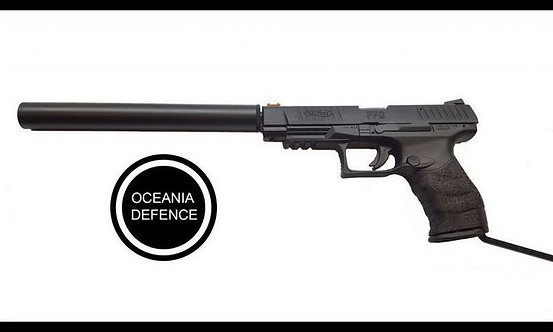 Oceania Defence PPQ Long Barrel Pistol