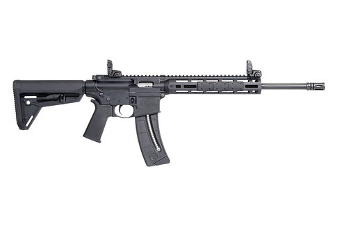 Smith & Wesson M&P 15-22 MOE (MagPull) Black