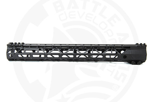 BATTLEARMS RIGIDRAIL™ M-LOK AR15/M16 RAIL