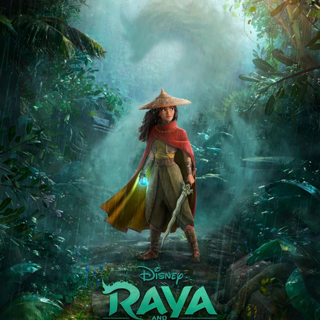CCWR: Raya and the Last Dragon