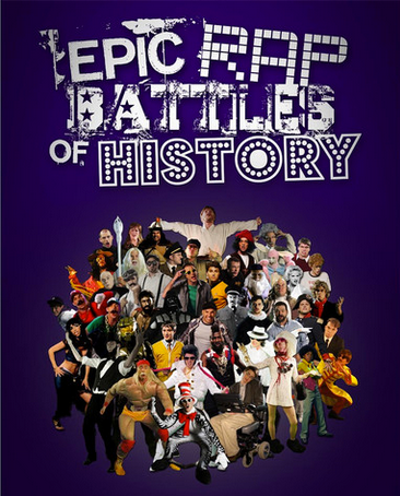 CCWR: Epic Rap Battles of History