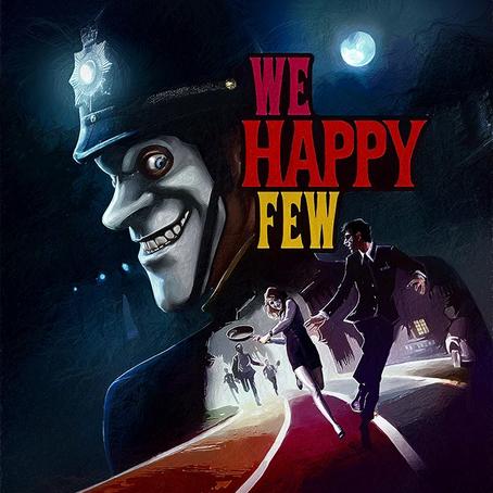 Crispy Chicken Wing Review: We Happy Few
