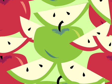Daily Pattern Project - Granny Smith