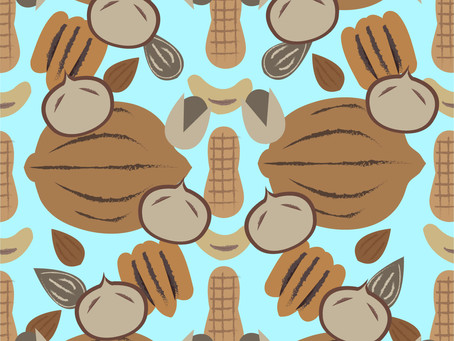 Daily Pattern Project - Roasted Nuts