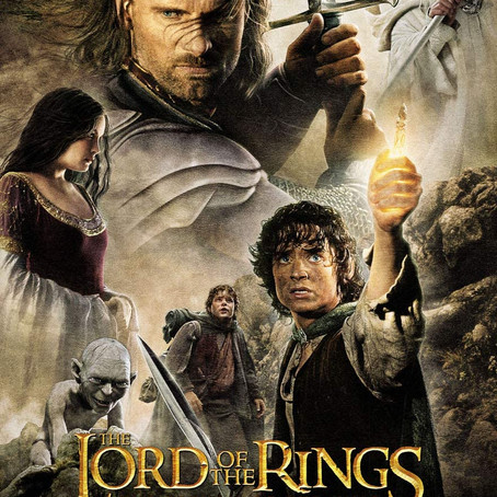 CCWR: The Lord of the Rings - The Return of the King