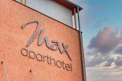 Max Aparthotel - Außenansicht