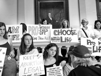 Heartbeat Laws: The Criminalization of Women