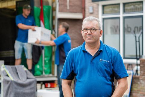 Johan de Wit Verhuizingen