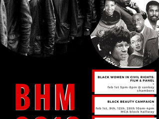 Brock Student Justice Centre | Black History Month | Events