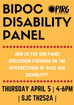 BIPOC Disability Awareness Panel