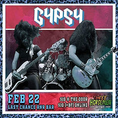 BIG NEWS from the _gypsy_official_band c
