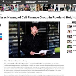 Meet Issac Hwang of Cali Finance Group in Rowland Heights