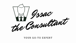 Issac the Consultant YouTube Channel Art