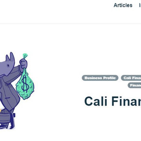 BIZ.ME Business Blog: Cali Finance Group