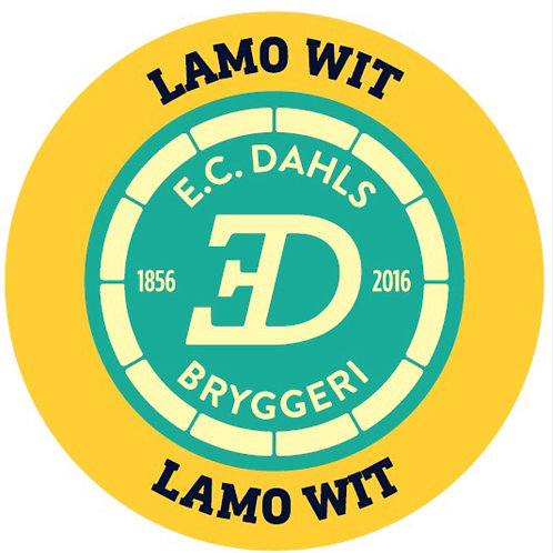 E.C Dahls Lamo wit