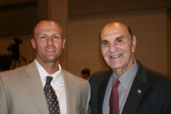 Chris With Skip Bertman