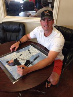Brad Hawpe signing