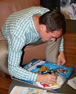 Faneca Signing