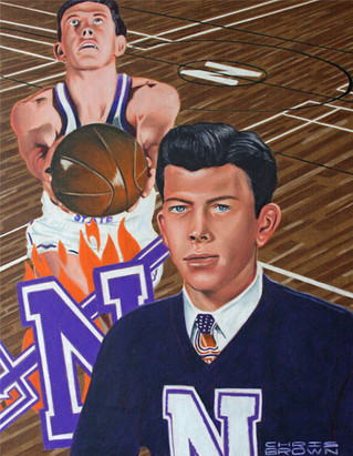 New work for Northwestern State Basketball.