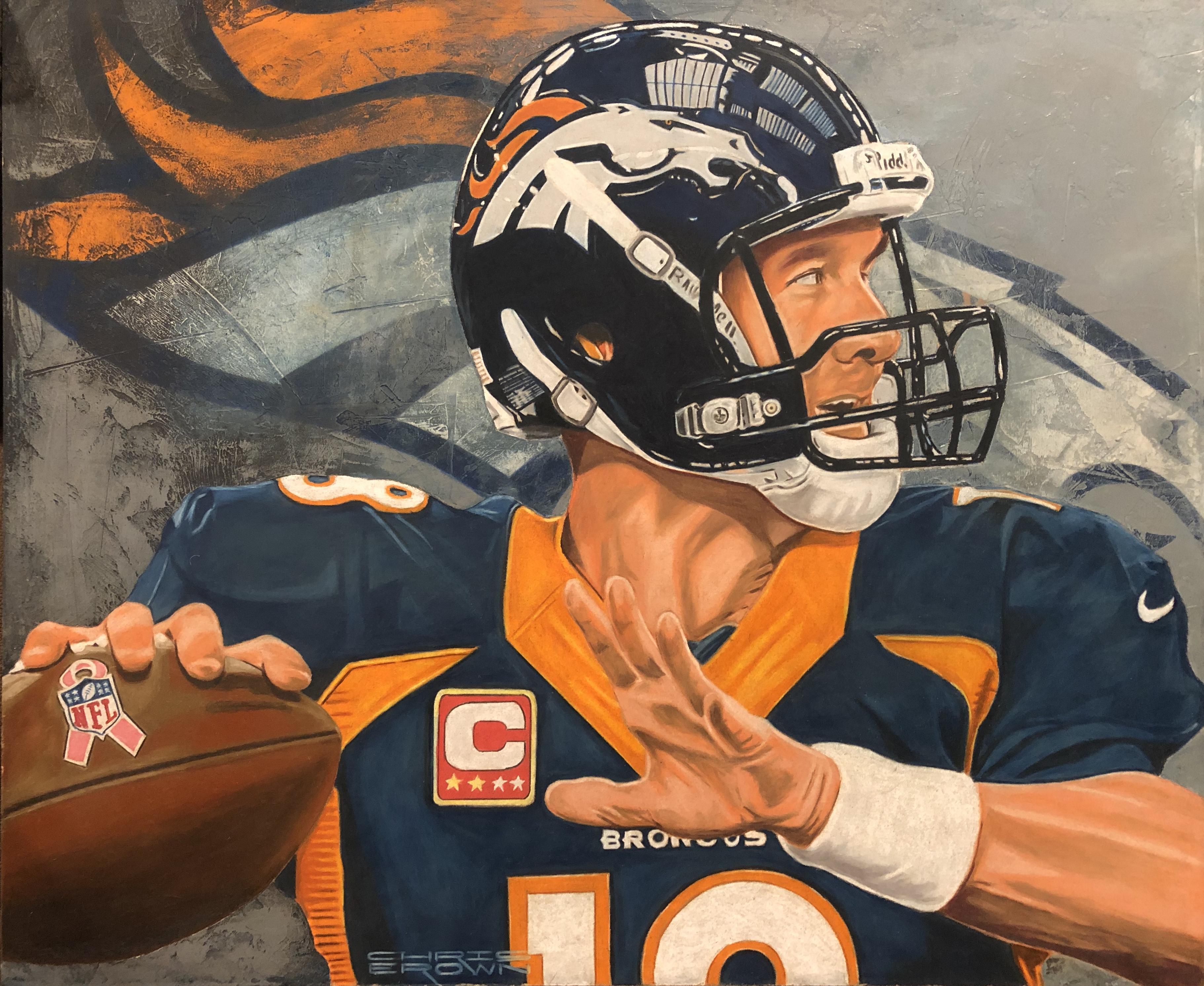 Peyton Broncos
