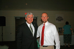 Chris And Senator Long