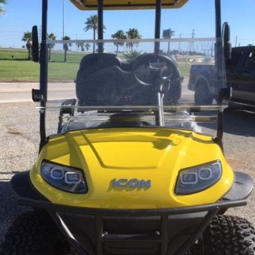 ICON i40 Lifted  |  Tuscan Yellow  |  Black Seats