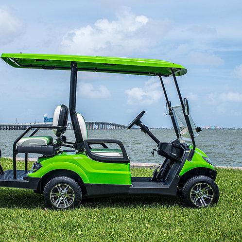 ICON i40 Lime Green / Two-Tone Seats