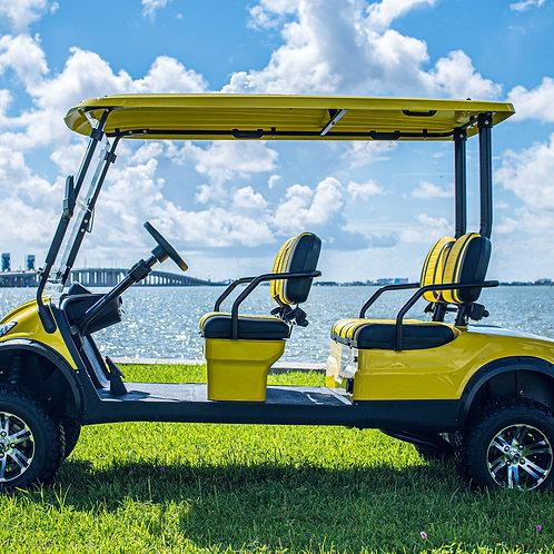 ICON i40F Lifted  |  Tuscan Yellow  |  Yellow/Black Seats