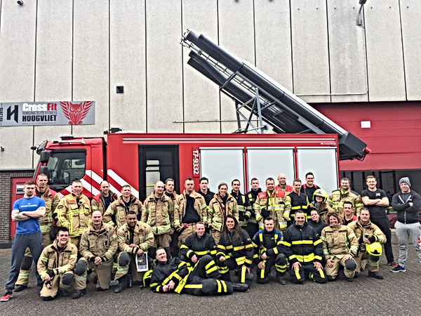 hulpdiensten, een taak, crossfit hoogvliet, brandweer, fitforduty